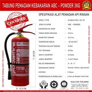 Info Tabung Apar 3kg Katalog.or.id