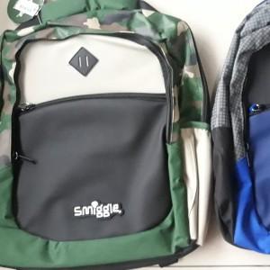 Harga bag smiggle tas sekolah anak tas smiggle tas bahu tas anak sd ransel     HARGALOKA.COM