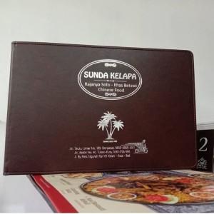 Harga buku menu cafe ukuran | HARGALOKA.COM