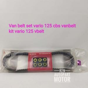 Harga van belt set vario 125 cbs original vanbelt kit vario 125 vbelt | HARGALOKA.COM