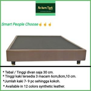 Harga divan tinggi 160x200 tebal 30 | HARGALOKA.COM