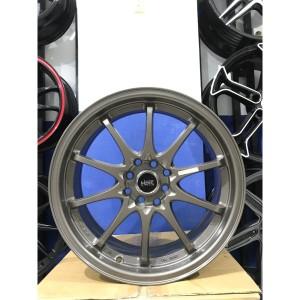 Harga jual velg mobil jdm racing merk hsr hiroshima h13063 | HARGALOKA.COM