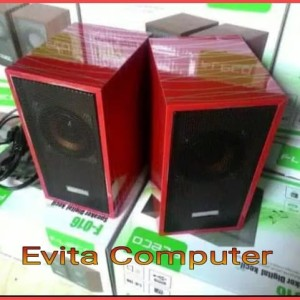 Harga speaker aktif komputer laptop hp fleco | HARGALOKA.COM