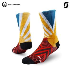 Harga stayhoops   kaos kaki fashion olahraga   goraiko | HARGALOKA.COM