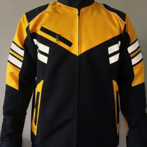 Harga jaket motor turing kuning maxim   kuning | HARGALOKA.COM