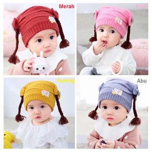 Harga topi bayi anak motif lucu dan imut   topi kupluk anak imut   | HARGALOKA.COM