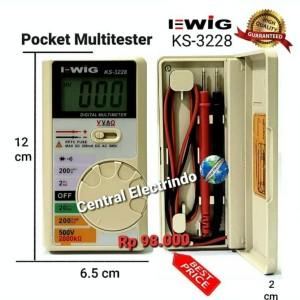 Katalog Multitester Digital Multimeter Avometer Pocket Suoer Dt830d Ahim Shop Katalog.or.id