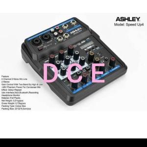 Harga mixer ashley speed up 4 4channel usb interface | HARGALOKA.COM