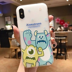Harga silicone silikon soft case casing hp iphone xr amp 11 pro monster | HARGALOKA.COM