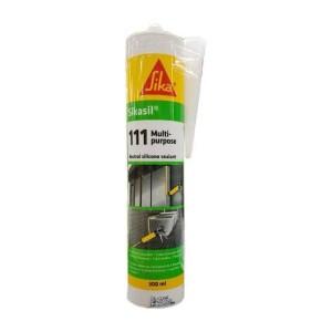 Harga lem sealant silicone sikasil 111 netral putih | HARGALOKA.COM
