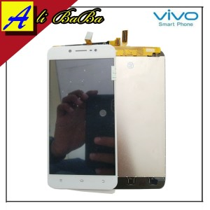 Harga lcd touchscreen vivo v5 lite layar sentuh vivo v5 lite kaca hp vivo     HARGALOKA.COM