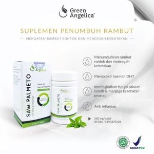 Info Serum Vitamin Rambut Green Angelica Kuatkan Akar Rambut Cegah Rontok Katalog.or.id