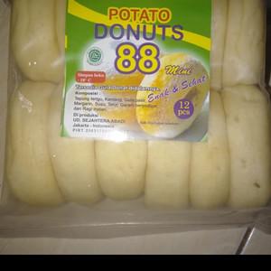 Harga potato donuts mini isi | HARGALOKA.COM