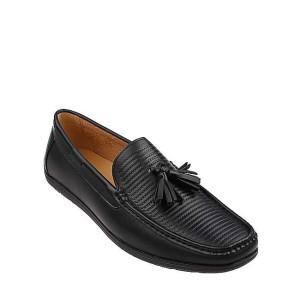 Harga antton amp co sepatu loafers dubai in black al74044bk   | HARGALOKA.COM