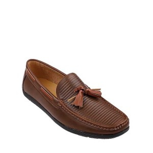 Harga antton amp co sepatu loafers dubai in brown al74044br   | HARGALOKA.COM
