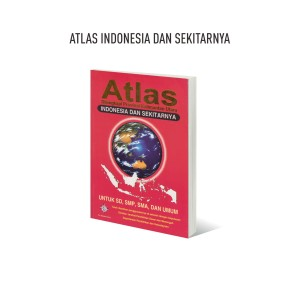Harga atlas indonesia dan sekitarnya besar buana | HARGALOKA.COM