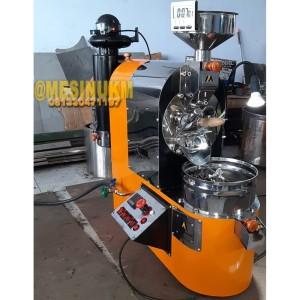 Harga coffee roaster 500 gram penyangrai kopi mesin sangrai kopi cooler   | HARGALOKA.COM