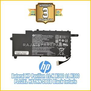 Harga baterai battery hp pavilion 11 n x360 11 x360 pl02xl hstnn db6b | HARGALOKA.COM