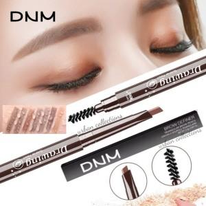Harga pensil alis dnm eyebrow pencil waterproof dnm original termurah   01 dark | HARGALOKA.COM