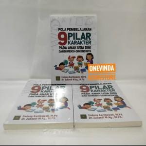 Harga buku pola pembelajaran 9 pilar karakter pada anak usia dini dan | HARGALOKA.COM