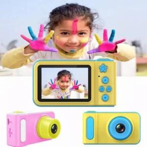 Harga kamera mini anak camera anak kids camera camera kids x1     HARGALOKA.COM