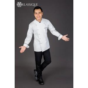 Harga baju koki   zophie chef jacket   | HARGALOKA.COM