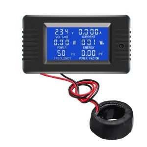 Harga voltmeter ammeter wattmeter frequency power factor power meter | HARGALOKA.COM
