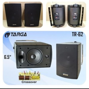 Harga speaker pasif 6 inch targa tr 62 harga   HARGALOKA.COM