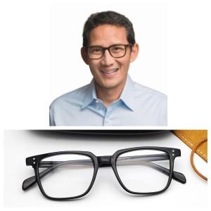 Harga frame kacamata minus kotak washington lensa | HARGALOKA.COM