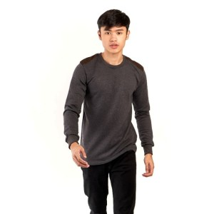 Harga sweater pria baju sweater kaos sweater baju dingin jaket | HARGALOKA.COM