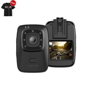 Harga sjcam a10 body cam wearable infrared security night vision | HARGALOKA.COM