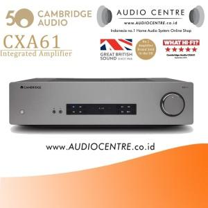 Harga cambridge audio cxa61 cxa 61 integrated amplifier cxa 61 | HARGALOKA.COM
