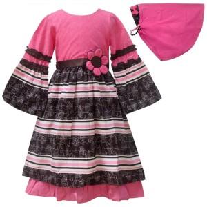 Harga two mix gamis anak perempuan baju anak muslim perempuan 2973   size | HARGALOKA.COM