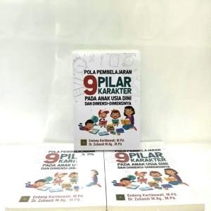 Harga pola pembelajaran 9 pilar karakter pada anak usia dini dalam | HARGALOKA.COM