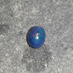 Harga batu akik batu permata kalimaya black opal top | HARGALOKA.COM