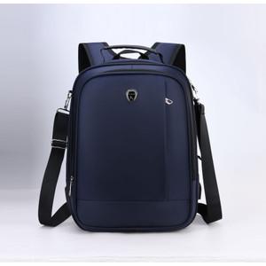 Harga tas ransel laptop polo colorful 4015 bisa selempang   charger usb   | HARGALOKA.COM