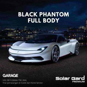 Harga kaca film solargard premium black phantom full body all tipe | HARGALOKA.COM