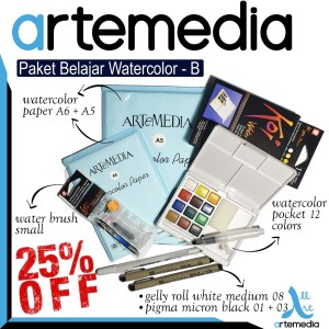 Harga Reeves A5 Watercolor Pad Katalog.or.id