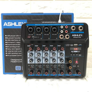 Harga mixer ashley speed up 6 mixer 6 channel | HARGALOKA.COM