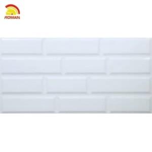 Harga keramik dinding roman dtube white w63801r | HARGALOKA.COM