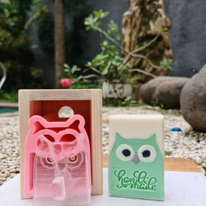 Info Promo 3d Innovative Screw Bee Hive Handmade Candle Soap Mould Katalog.or.id
