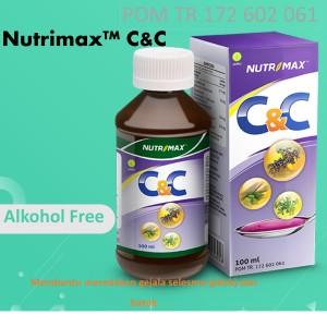 Harga obat batuk pilek cap ibu dan anak nutrimax c amp c | HARGALOKA.COM