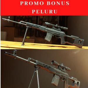 Harga sniper svd mainan tembakan kokang dcobra | HARGALOKA.COM
