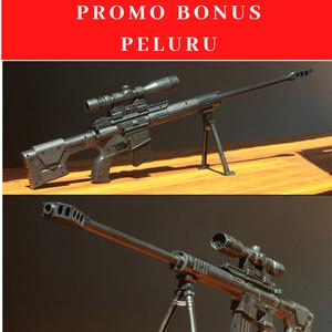 Harga sniper barret mainan tembakan kokang dcobra | HARGALOKA.COM
