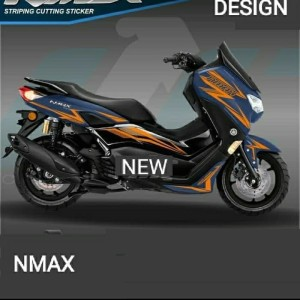 Harga striping cutting sticker new nmax 2020 motor | HARGALOKA.COM