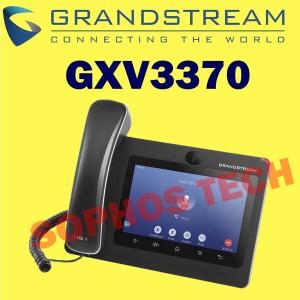 Harga ip video phone for android grandstream gxv3370 poe | HARGALOKA.COM