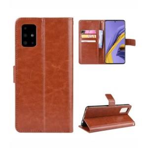 Harga case wallet leather samsung s20 plus casing hp leather dompet kulit     HARGALOKA.COM
