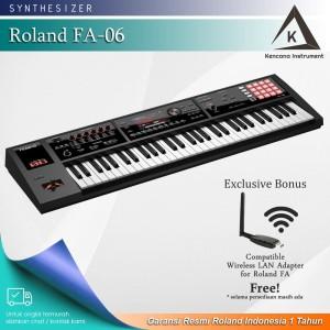Harga roland fa 06 fa06 fa 06 synthesizer   workstation   digital | HARGALOKA.COM