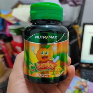 Harga nutrimax vitamin c junior wit phytogreen untuk daya tahan tubuh | HARGALOKA.COM