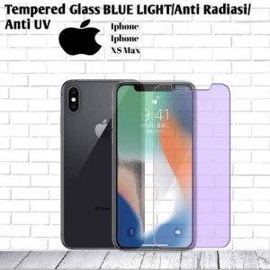 Harga tempered glass anti gores kaca blue light ray radiasi iphone xs | HARGALOKA.COM